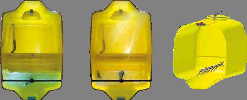 Система внутренней очистки опрыскивателя